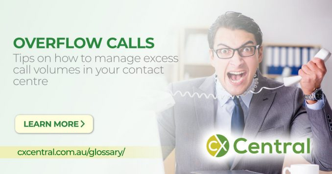 How to manage overflow calls in the call centre