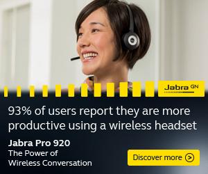 Jabra Pro 920 93% of users 300×250