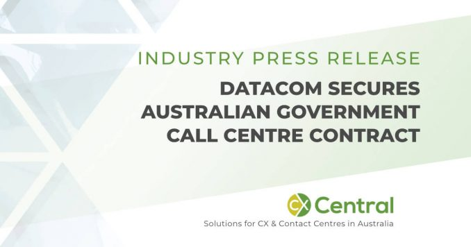 Datacom wins Australian Government Call Centre Contract