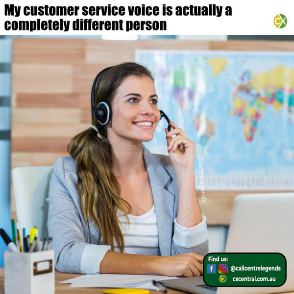 The 5th most popular call centre meme in 2018
