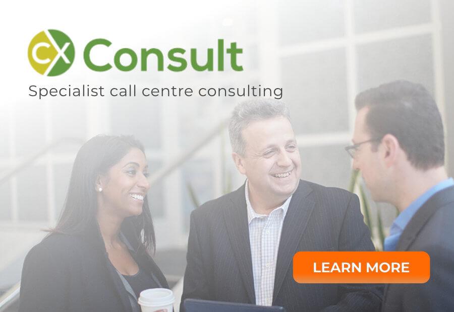CX Consult are specialists call centre consultants