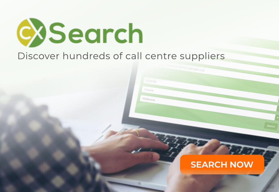 CX search helps you find hundreds of call centre suppliers