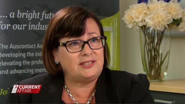 Fiona Keough, CEO Auscontact