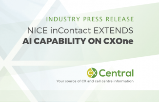 Nice inContact extends AI capability on CXone