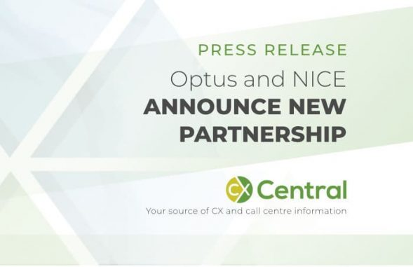 Optus and NICE announce new partnership