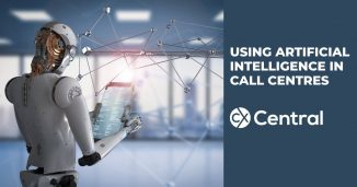 Using artificial intelligence in call centres