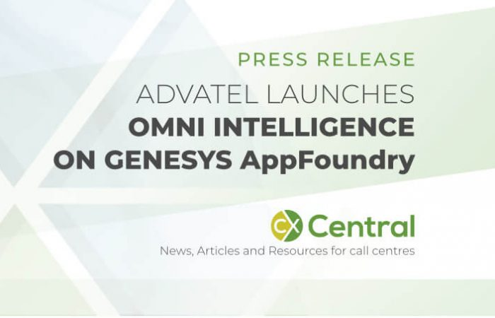 Advatel launches omni intelligence on Genesys