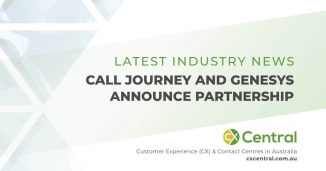 Call Journey and Genesys partnership