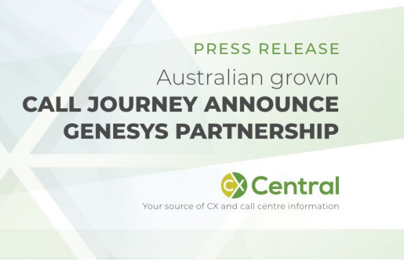 Call Journey announce Genesys partnership