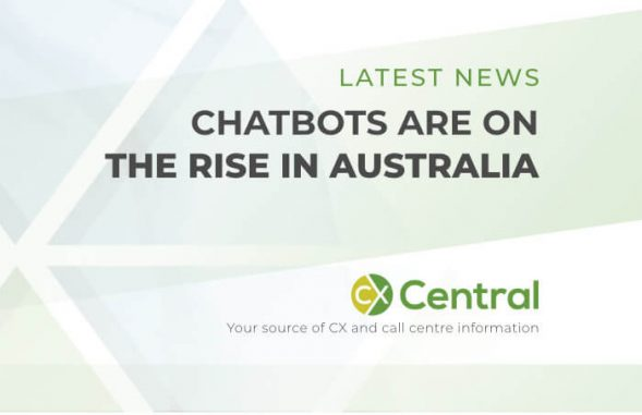 Chatbots are on the rise in Australia