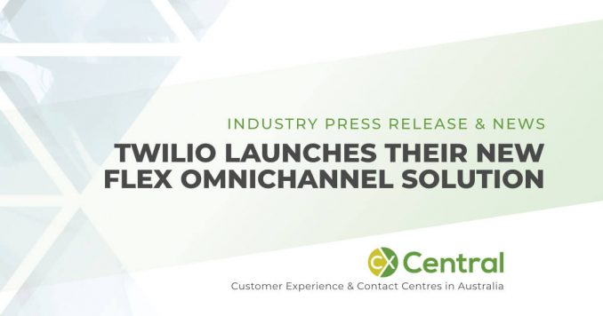 Twilio flex contact centre Australia