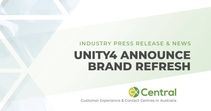 Australian BPO Unity4 rebrand