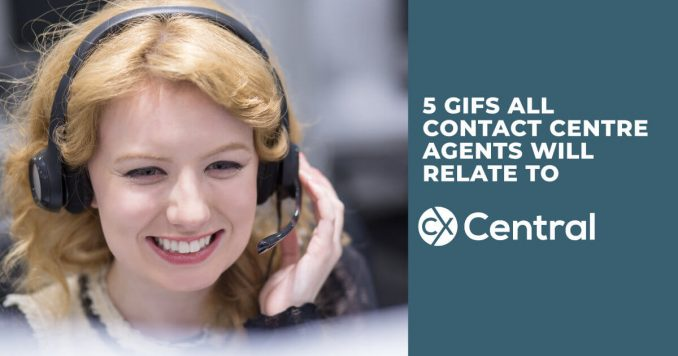 5 GIFS all contact centre agents will relate to