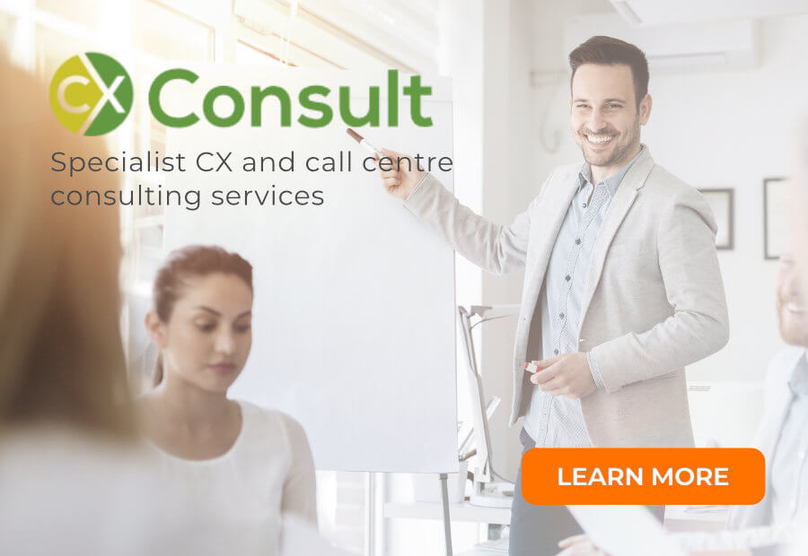 Specialist CX and call centre consultants