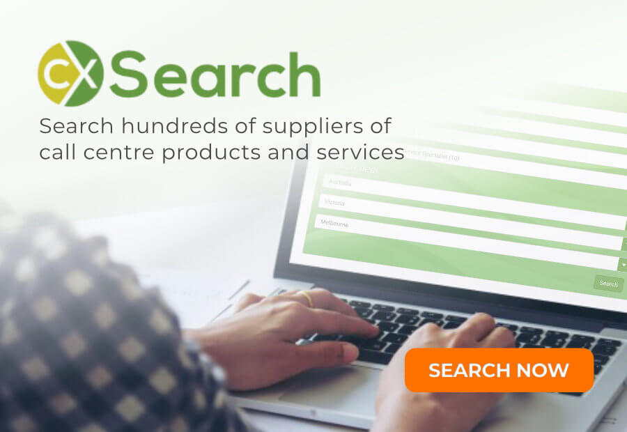 Search for hundreds of call centre suppliers