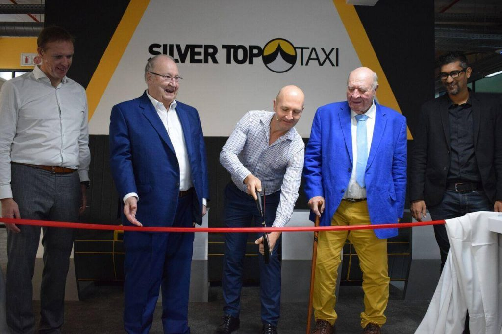 Silver Top Taxis have opened a new call centre in South Africa