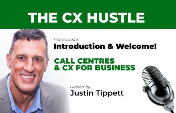 CX Hustle Podcast S1E1 Introduction