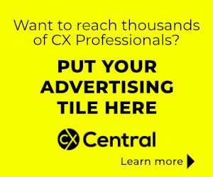 Want to reach thousands of CX Professionals? 300×250