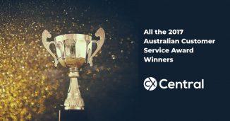All the 2017 Australian Customer Service Award Winners