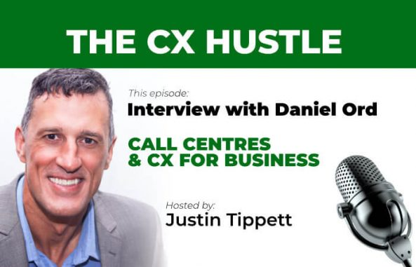 CX Hustle Podcast S1E2 Daniel Ord