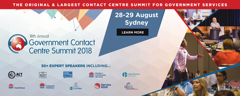 18th Annual Government Contact Centre Summit