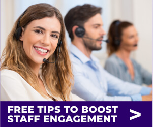 Improve Staff Engagement – 300×250