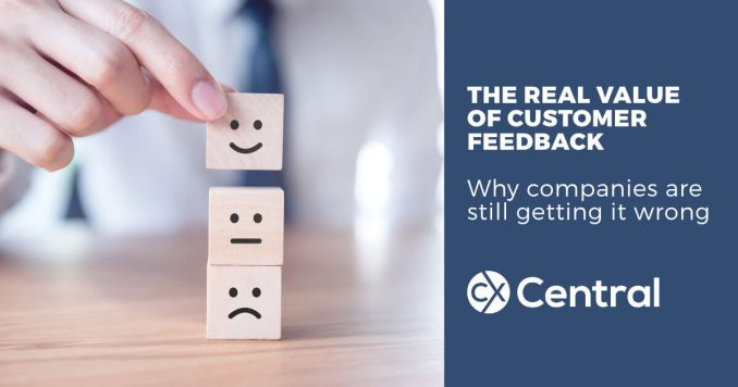 The real value of customer feedback