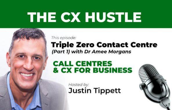 CX Hustle Podcast S1E4 Part 1 Triple Zero contact centre