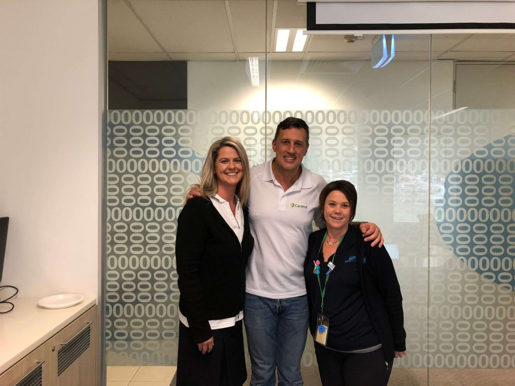 Meet the Real Triple Zero Heroes Cheree (left) and Narelle (right)