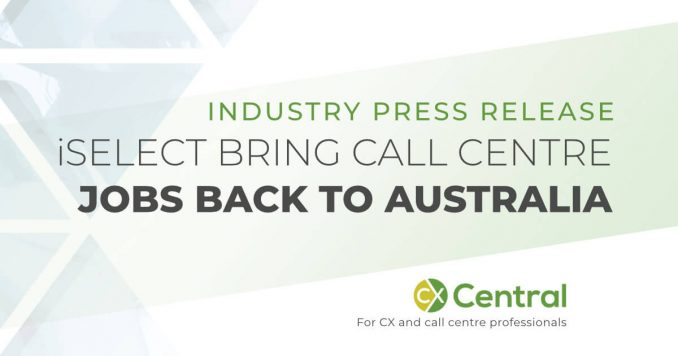 iSelect bring call centre jobs back to Victoria