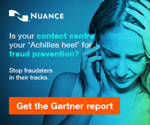 Nuance Frost and Sullivan Gartner Fraud 300×250