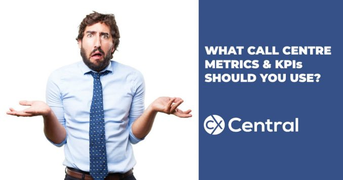 Top ten call centre KPIs and metrics