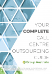 2019 Complete Guide to Call Centre Outsourcing