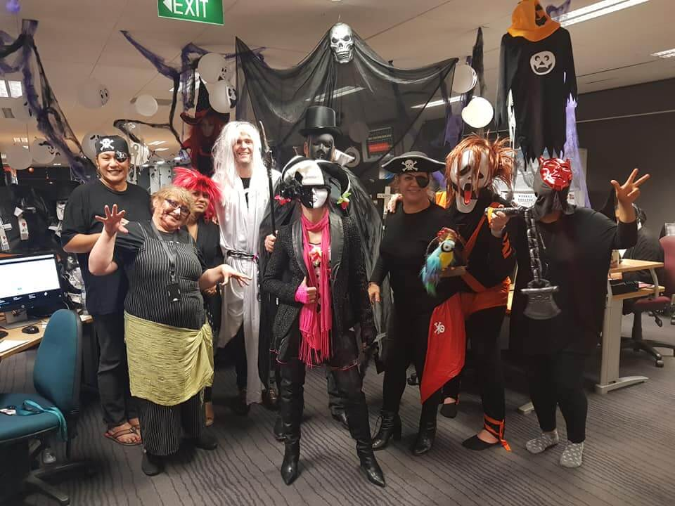 Workplace Ideas For Halloween In Your Call Centre Cx Central