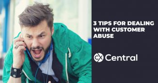 3 Tips for dealing with customer abuse