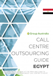 Call Centre Outsourcing Guide to Egypt