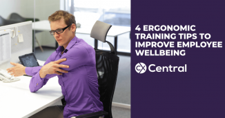 4 Ergonomics training tips to improve employee wellbeing in your call centre