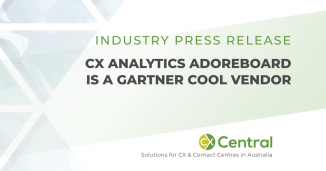 Adoreboard announced as a Gartner Cool Vendor