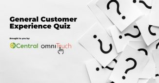 General Customer Experience Quiz 1 based on the CCXP competencies