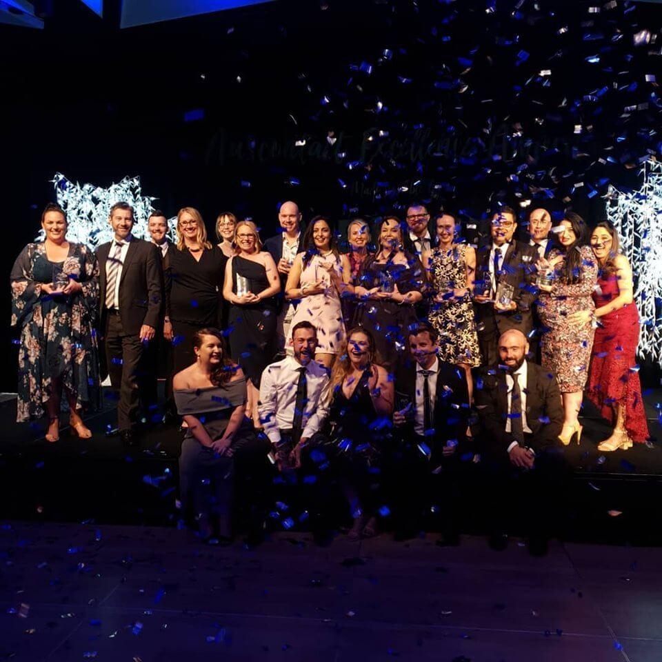 2019 Auscontact Award Winners
