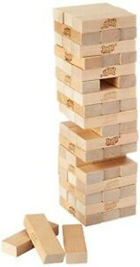 A modified version of Jenga can be a great motivational game for call centres