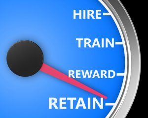 it makes smart business sense to retain your top performers