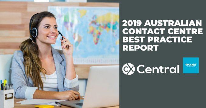 2019 Australian Contact Centre Industry Best Practice Report