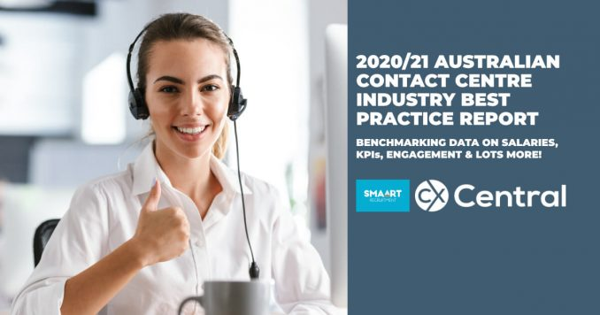 2020/21 Australian Contact Centre Industry Best Practice Report