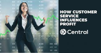 How Customer Service influences profit