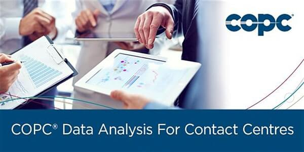 Data Analysis for contact centres training course