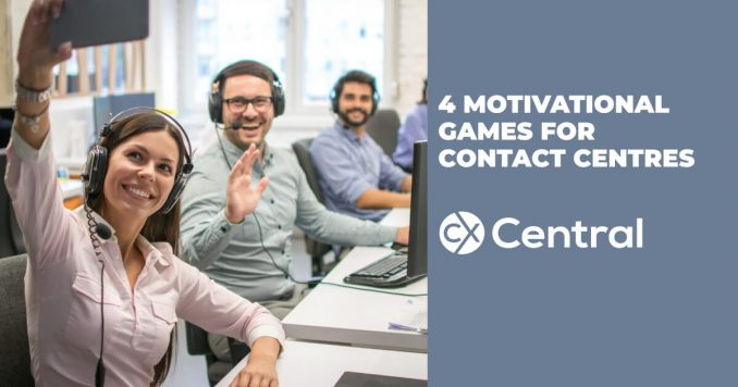 Motivational Games you can play in the Contact Centres