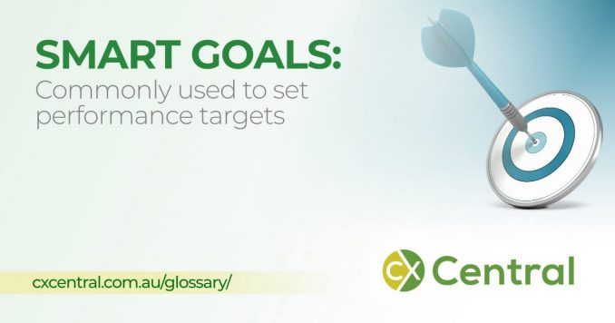 Smart goals definition and example