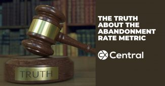 The truth about the call centre abandonment rate metric