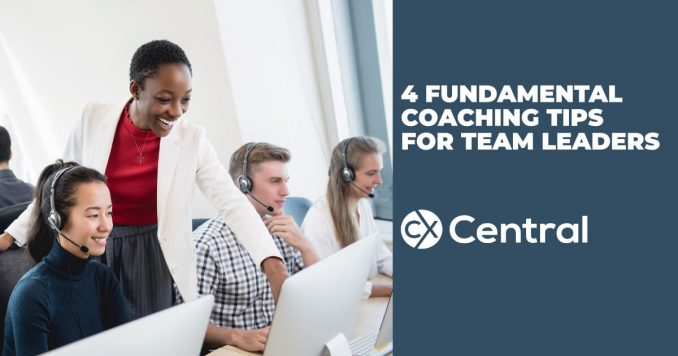 Contact Centre Team Leader Coaching Fundamentals Tips